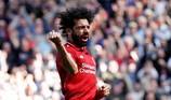 Ngày hạ màn Premier League, Salah phá vỡ kỷ lục của Ronaldo