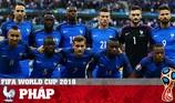 Giấc mơ của người Pháp ở World Cup 2018