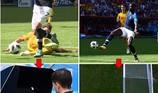Pháp 2 lần hưởng lợi từ khoảnh khắc đi vào lịch sử World Cup