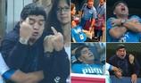 Argentina giành vé vỡ tim, Maradona đo huyết áp ngay trên sân