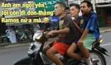 Ronaldo, Ozil, Messi đi đón Ramos