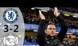Chelsea - Derby County (3-2): Ngày về cảm xúc của Lampard