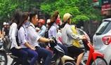 Con vi phạm giao thông, cha mẹ phải muối mặt cam kết