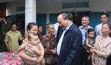 Thủ tướng: Phải sớm ổn định đời sống người dân vùng bão