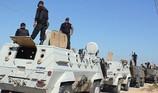 Ai Cập tiêu diệt 40 phần tử khủng bố