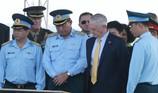 Bộ trưởng Quốc phòng Mỹ thăm nơi ô nhiễm dioxin nhất Việt Nam