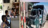 Hi hữu: 2 đứa trẻ lái ô tô ăn trộm tông vào cột điện