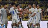 Đối thủ Malaysia tiếp tục thị uy tuyển Việt Nam