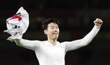 Trước khi đến UAE đá Asian Cup, Son Heung-min bị xúc phạm nặng