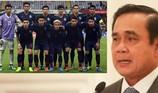 Tuyển Thái Lan bắt đầu hứng 'gạch đá', Thủ tướng ra tay