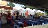 Điều đáng tiếc ở Lễ hội văn hóa, ẩm thực Tết Việt-Tết Hàn