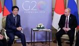 Nga nổi giận với 'phát biểu méo mó' của Nhật
