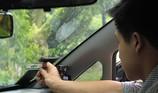 Xe không dán thẻ thu phí không dừng sẽ khó lưu thông