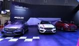 Triệu hồi 4.802 xe Mercedes-Benz