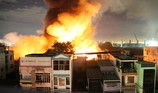 Chấm dứt điều tra vụ cháy kho 5.000 m2 gần cảng Sài Gòn