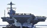 Hải quân Mỹ dự kiến lắp ráp thêm hai tàu sân bay mới