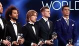 Modric lên ngôi, lật đổ 'triều đại' Ronaldo và Messi