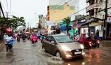 Cứ mưa, đường Nguyễn Xí lại ngập