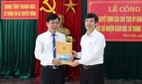 Thanh Hóa có tân giám đốc Sở Thông tin và Truyền thông