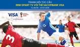Sacombank Visa: Ưu đãi độc quyền mùa World Cup 2018