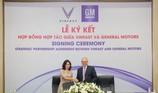 VinFast và General Motors ký hợp đồng hợp tác chiến lược