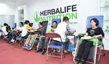 Herbalife Việt Nam hưởng ứng mạnh mẽ ngày hiến máu tình nguyện