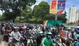 Diễu hành môtô phát động năm an toàn giao thông