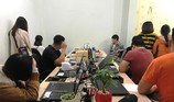 Thông tin mới vụ người Trung Quốc tổ chức đánh bạc ở Đà Nẵng