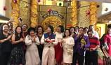 NS Minh Vương giỗ tổ hoành tráng, nghệ sĩ nô nức tham dự