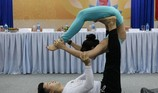Hơn 500 người tham gia Ngày Quốc tế Yoga lần thứ 4