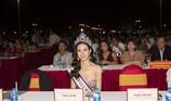 Hoa hậu Đại sứ du lịch Phan Thị Mơ quảng bá vẻ đẹp Tiền Giang