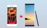 Tết này chọn mua iPhone 7 hay thêm tiền mua Note 8