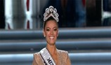Tân Hoa hậu Hoàn vũ 2017 thuộc về người đẹp Nam Phi