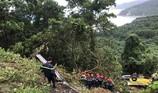 Vụ xe rơi xuống vực ở đèo Hải Vân: Khả năng tài xế vượt ẩu