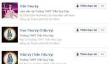 Nhiều Facebook giả mạo tân hoa hậu Trần Tiểu Vy