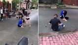 Điều tra clip nữ sinh bị đánh bằng mũ bảo hiểm
