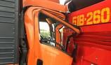 2 tai nạn liên tiếp trên cao tốc Trung Lương