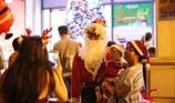 Đêm Giáng sinh nhộp nhịp ở trung tâm TP.HCM