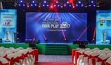 Gala trao giải Fair Play 2017 trước giờ G