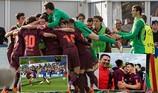 Sao trẻ 17 tuổi giúp Barcelona đả bại Chelsea vô địch châu Âu
