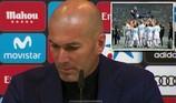 Zidane nói gì trong buổi họp báo từ chức HLV Real Madrid?