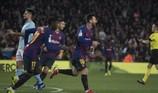 Đánh nhanh thắng nhanh, Barcelona xây chắc ngôi đầu La Liga