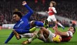 Arsenal hạ gục Chelsea, đua Top 4 cực kỳ hấp dẫn