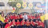 Hơn 10.000 học sinh hào hứng tham dự hội trại truyền thống