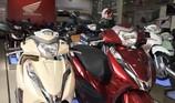 Đã đến lúc khoác áo mới cho xe máy?