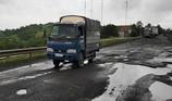 Bộ GTVT kiểm tra hư hỏng quốc lộ 1 đoạn qua Phú Yên