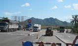 Quốc lộ 1 qua Khánh Hòa hư hỏng, chủ đầu tư thờ ơ