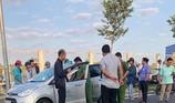 Tài xế taxi ở Cà Mau báo bị cướp cứa cổ