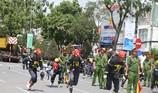 Cảnh sát PCCC Cần Thơ đoạt giải nhất toàn đoàn