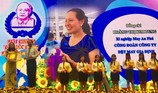 10 lao động tiêu biểu nhận giải thưởng Tôn Đức Thắng